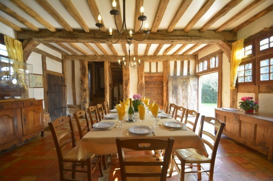 Le manoir for Salle a manger warren silex